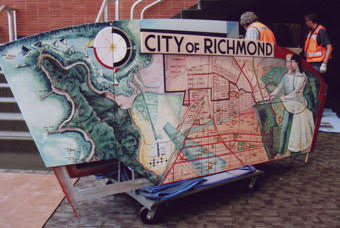 Sargent Johnson for Richmond